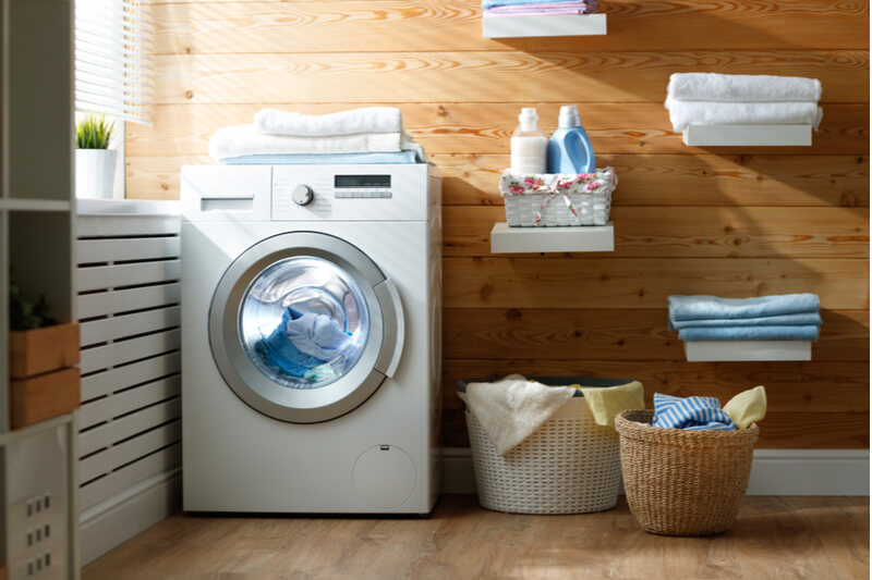 Save energy in your laundry room.