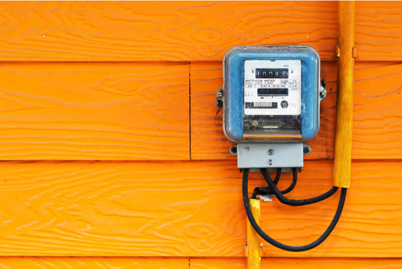 Smart meters can help you save energy.